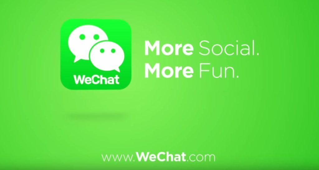 wechat more social